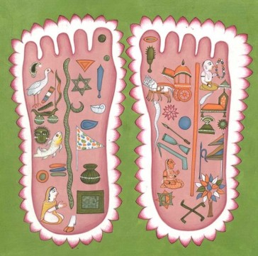 the_lotus_feet_of_lord_vishnu_hv17